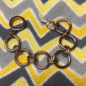 Victoria's Secret Angel Charm Bracelet